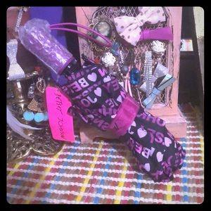 NWT Betsy Johnson umbrella